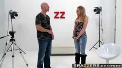 Brazzers - baby got boobs - my bad romance scene starring kagney linn karter and johnny sins