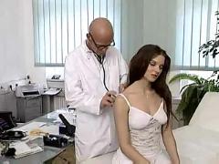 German doctor fucks his patient....by saamba