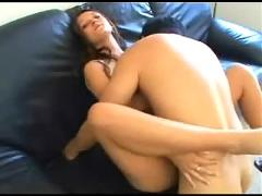 Teen girl gets fucked hard