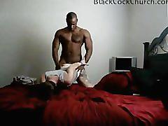 Milf - interracial fucking