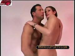 Cum in ass love