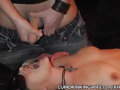Swinging slutwife used by many strangers