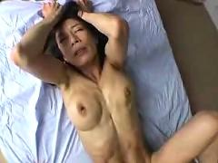 Fit japanese mature