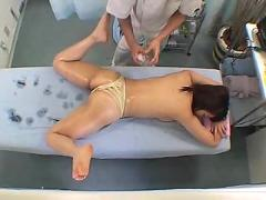 Surprising orgasm during massage part 1 ( asian japanese japan )