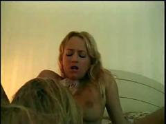 Very cute young blond lesbians