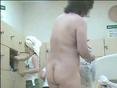 Locker shower room japanese 1