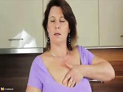 Hot mature masturbation wet pussy 1