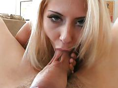 Madison ivy really know how to suck balls