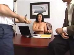 Jayden james - big tits of work #8 (intro)