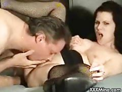 Mina and hubby have some hot sex