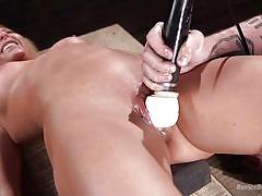 orgasm, blonde, bondage, bdsm, big tits, babe, torture, domination, dildo, vibrator, mouth gagged, device bondage, kink, ariel x, the pope