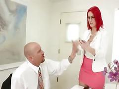 big boobs, pornstars, redheads, tits
