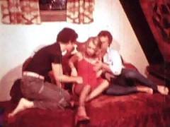 Threesome vintage sex mmf