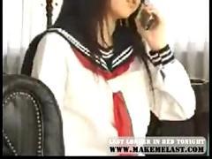 Asian schoolgirl d by a stranger  asian street meat
