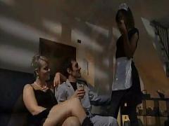 Ellen saint and maid black lesbian