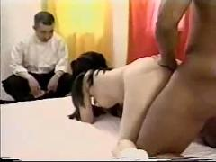 First timer fucked and jizzed -russian pussy