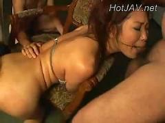 Japanese girl group fuck - hot russian
