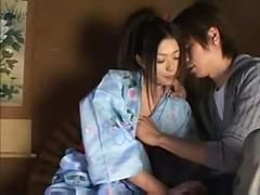 Japanese family (simulated) fun - bo chong nang dau 1 - part 1 - hot asian (japanese) teen
