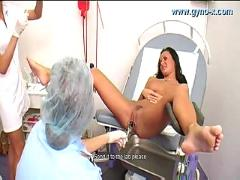 pussy, ass, young, busty, nurse, doctor, speculum, gyno, medical, cervix