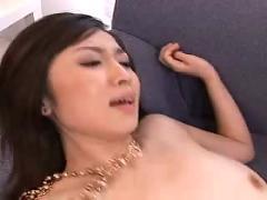 japanese slut maaya kurihara plays with her pussy then fucks dm720
