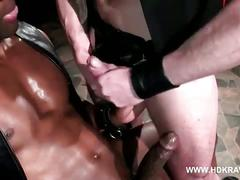 Champ & kriss in nice anal fuck