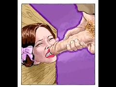 Insane sexual bdsm fetish artwork