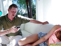 Alaina dawsons pussy eaten and fuck hard