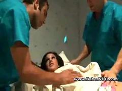 Taylor rain violated by male nurses