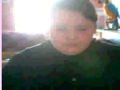 Hot teen in webcam