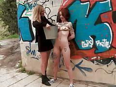 Mona puts leilani through some torture