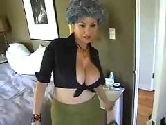 Kianna dior - older woman fantasy pov