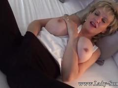 big, milf, mature, masturbation, big-boobs