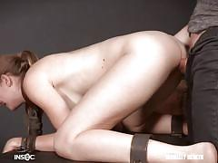 Ashley lane gets pounded hard from behind