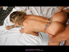 Hot blonde jessa rhodes gets banged deep and hard