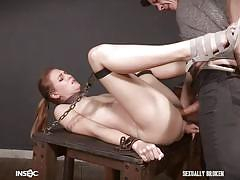 I love submissive slaves