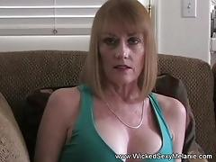 Loving bj from amateur melanie