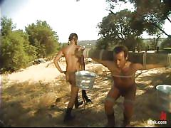 Slave has to balance the water