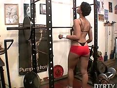 Melanie  ebony assests