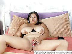 Beautiful big tits ebony bbw