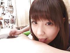 teen, handjob, bondage, bdsm, japanese, schoolgirl, blowjob, fingering, titjob, cock riding, teens of tokyo, erito, harura mori