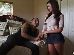 Kelsey jones seduce to suck