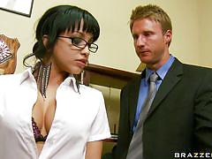 Avella anderson has big tits