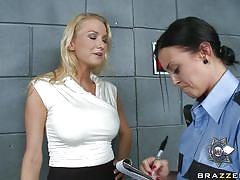 Aleska nicole having fun in prison
