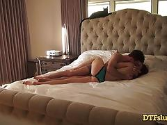 Naughty james deen shows his love for pussy with chanel preston