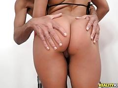 Gala brown rammed by a thick cock and loves it