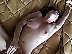 College amateur girlfriend taped when fucking!