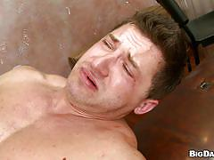 big cock, twink, tatoo, deep anal, gay bareback, on table, gay blowjob, gay anal, unshaved cock, reverse cowboy, muscled gay, skinny gay, nicolas begua, bareback attack, haze cash