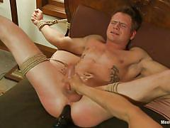 He wants to punish him and hear his scream