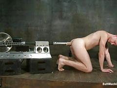 solo, twink, fucking machine, dildo, tatoo, deep anal, from behind, tight anus, shaved ass, shaved anus, pretty gay, oiled anus, butt machine, tucker forrest, butt machine boys, kinky dollars
