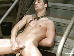 Hot ass gay and his incredible fucking machine